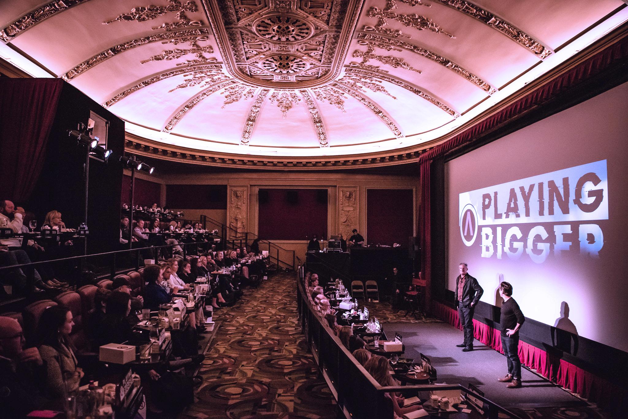 Play Bigger Category Design Summit at Alamo Draft House