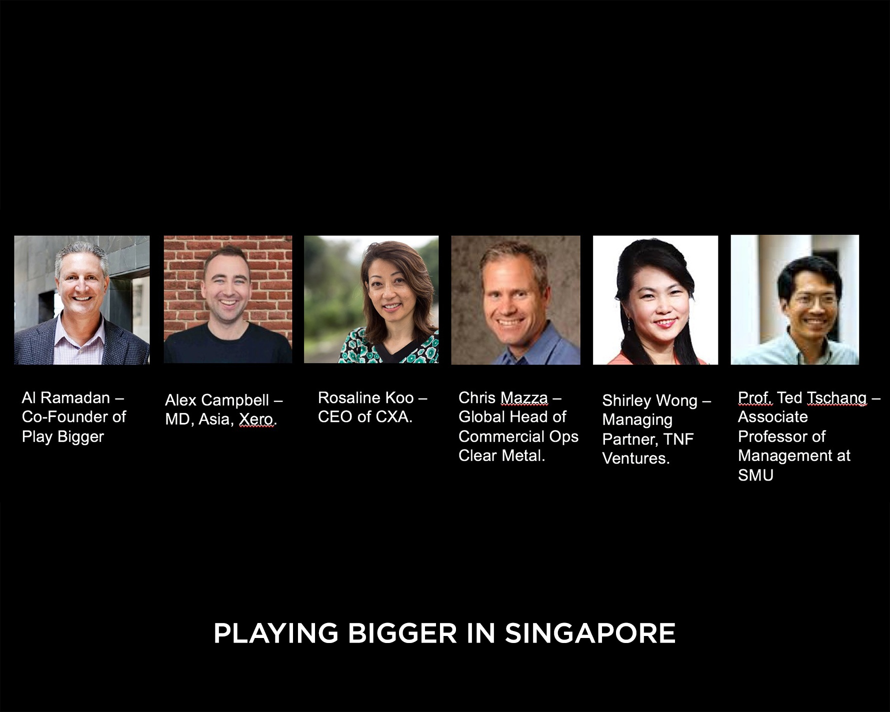 Singapore Event