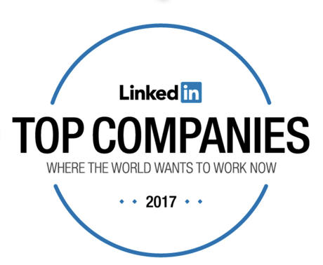 Linked In Top Companies