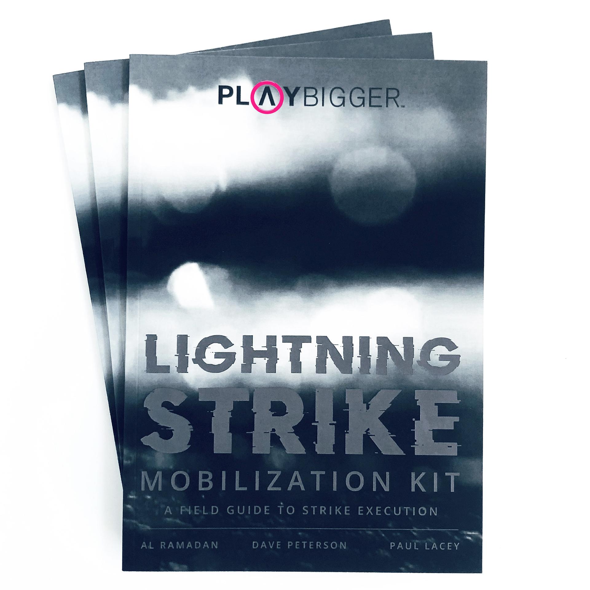 Play Bigger Lightning Strike Mobilization Kit